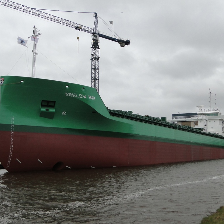 Launch Arklow Bay