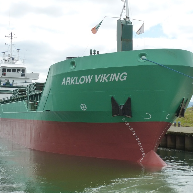 Arklow Viking completed her 3rd special survey